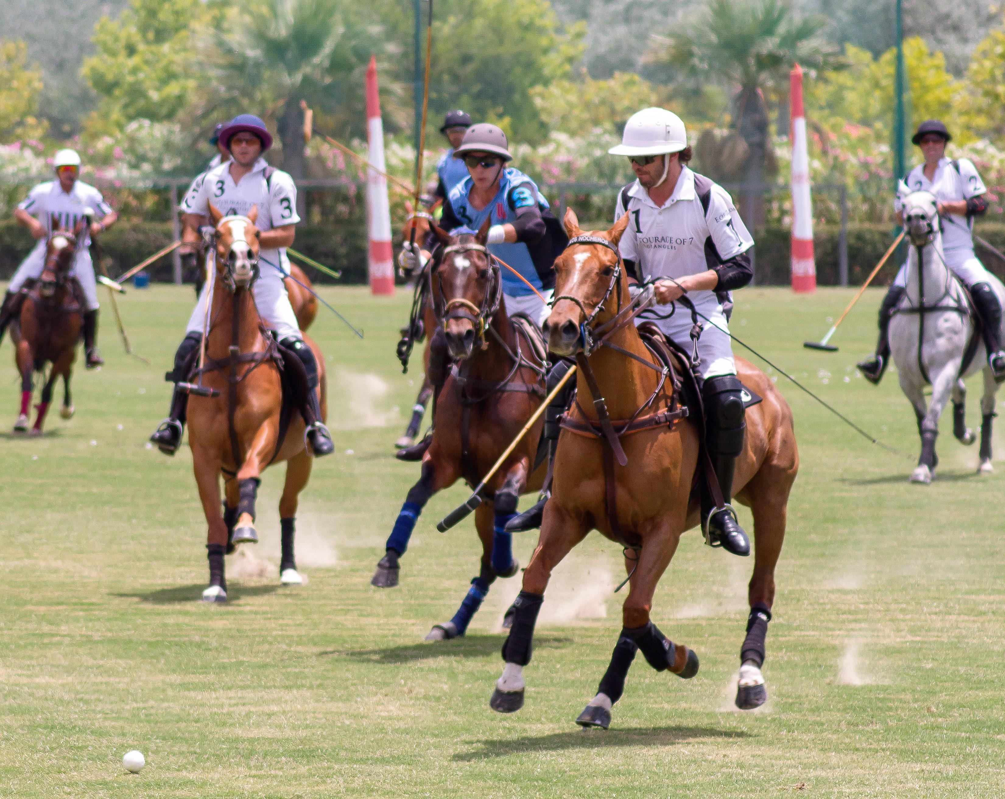 En España, la Argentina Polo Academy reactiva el Club Polo del Sol