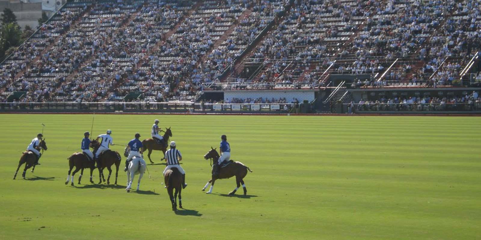 Se definió el Fixture del 124° Campeonato Argentino Abierto de Polo HSBC