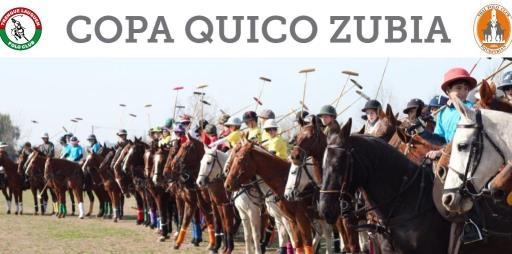 COPA QUICO ZUBÍA 2018