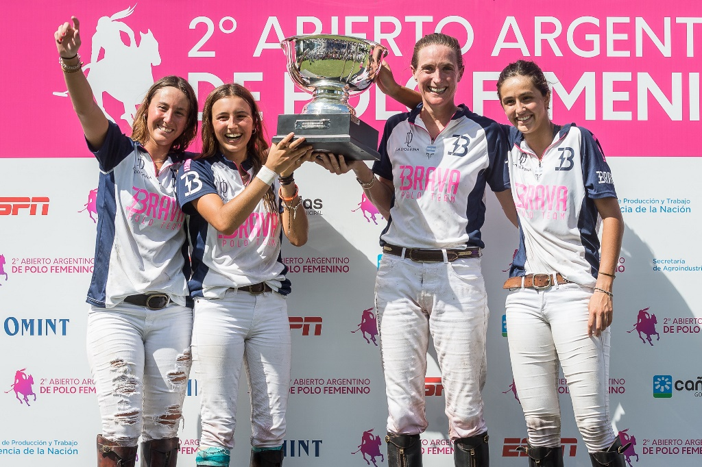 II Abierto de Polo Femenino - Final