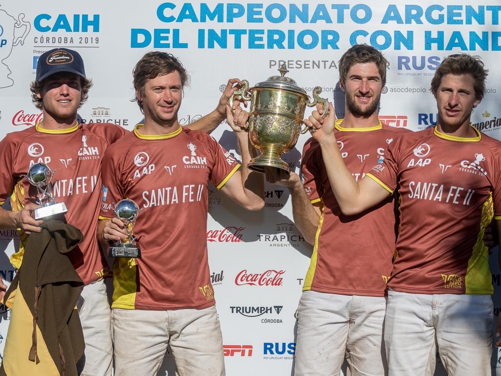 Se disputaron las finales del CAIH RUS 2019