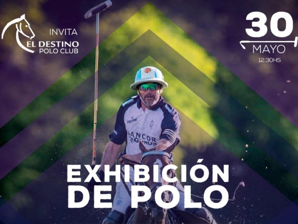Se viene la exhibición y Liga Argentina de Polo en Catamarca