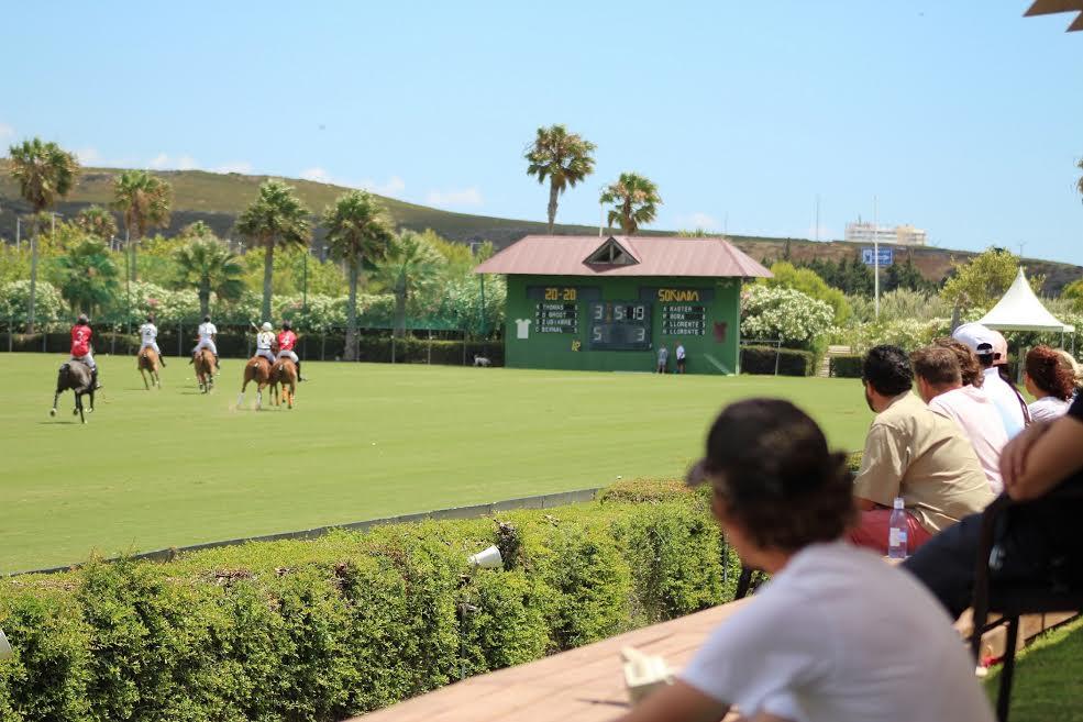 Arranca el verano en el Santa María Polo Club con la celebración de la XV Copa Jerez de Polo