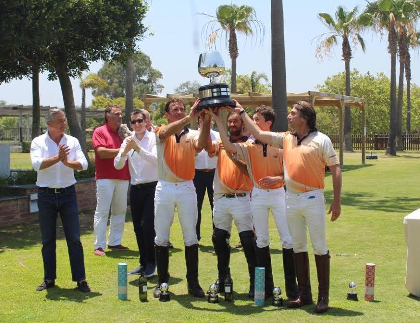 La Capilla se alza con la XV Copa Jerez de Polo en el Santa María Polo Club de Sotogrande