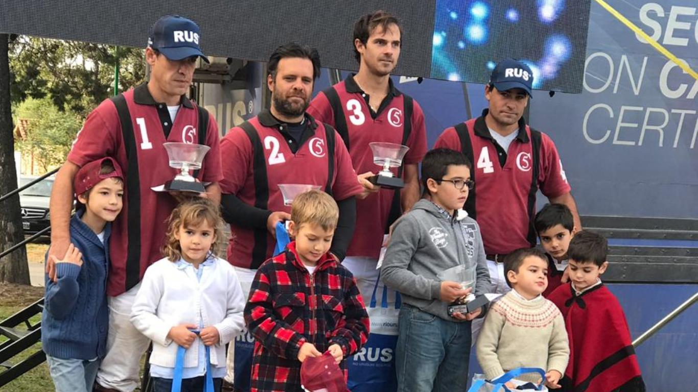 Los Infernales ganó la Copa Martín Miguel de Güemes