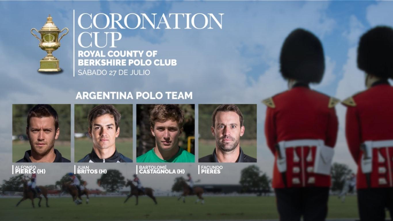 Equipo confirmado para disputar la Coronation Cup 2019 ante Inglaterra