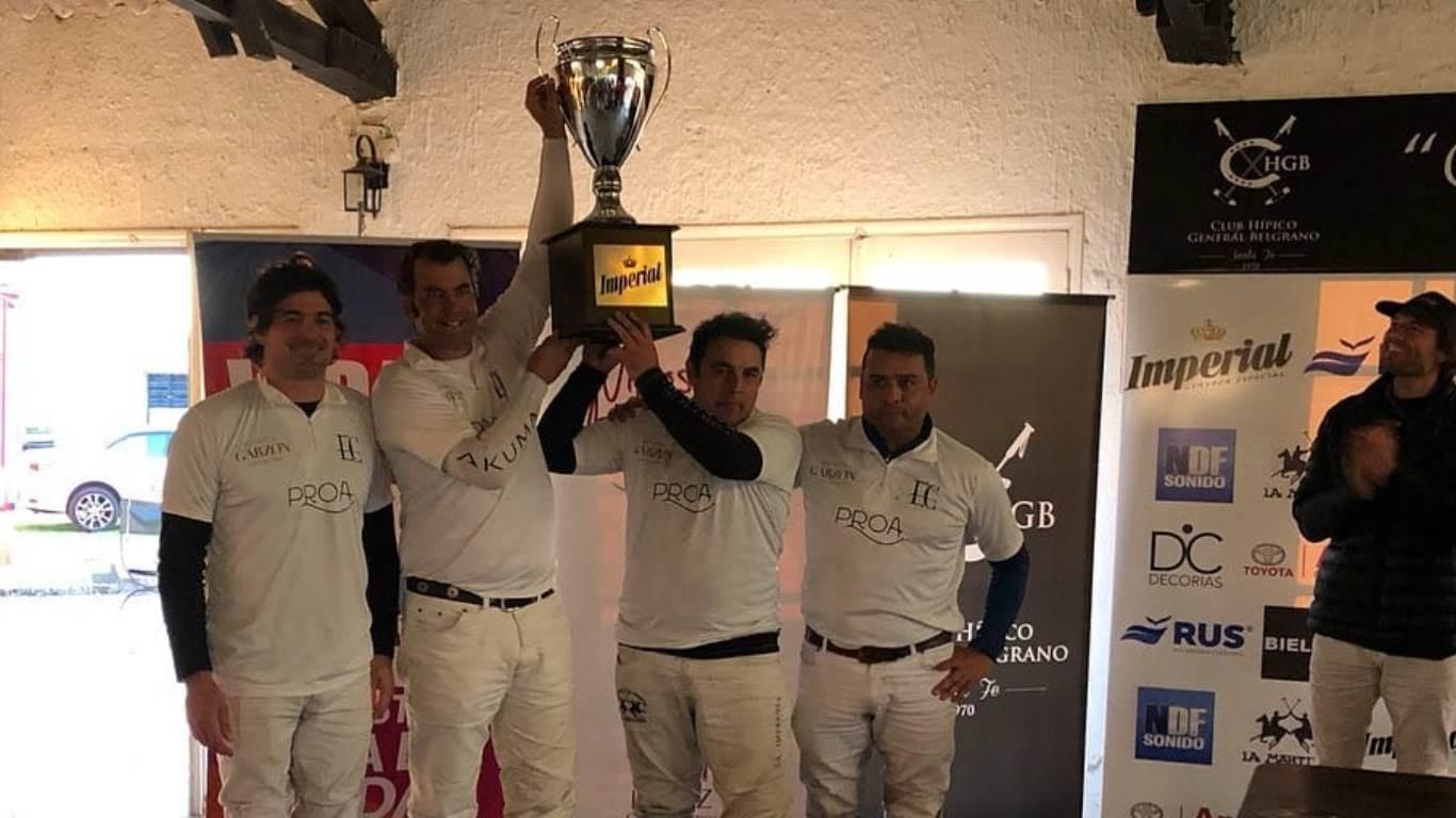 El Carmen ganó la Copa Imperial 2019