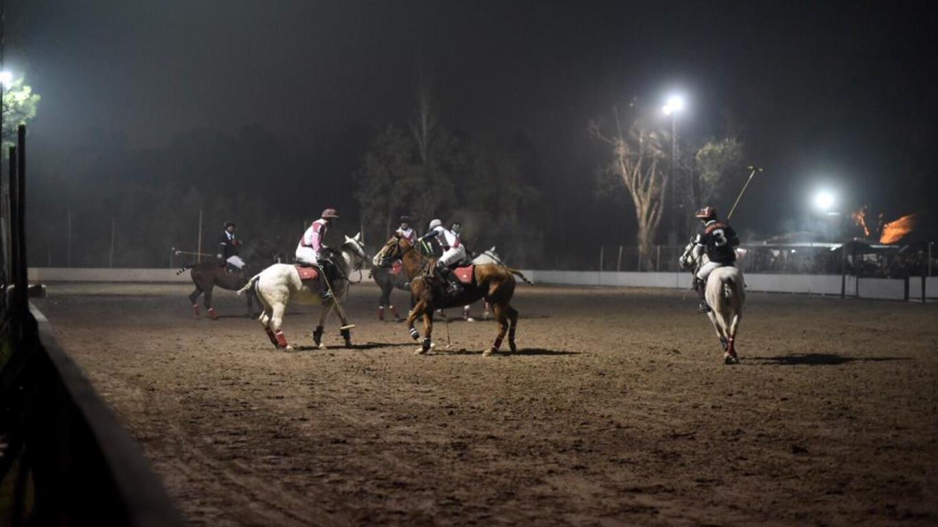 Exitosa realización de la Exhibición Arena Polo Grand Prix 2019