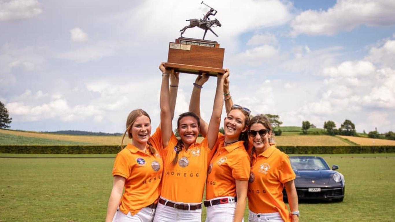 Se disputaron torneos internacionales de Polo