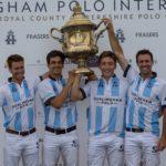 Argentina ganó la Coronation Cup 2019