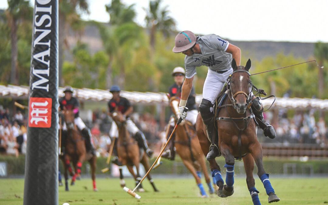 La 49 edición del Torneo Internacional MANSION de Polo comenzará el 25 de julio