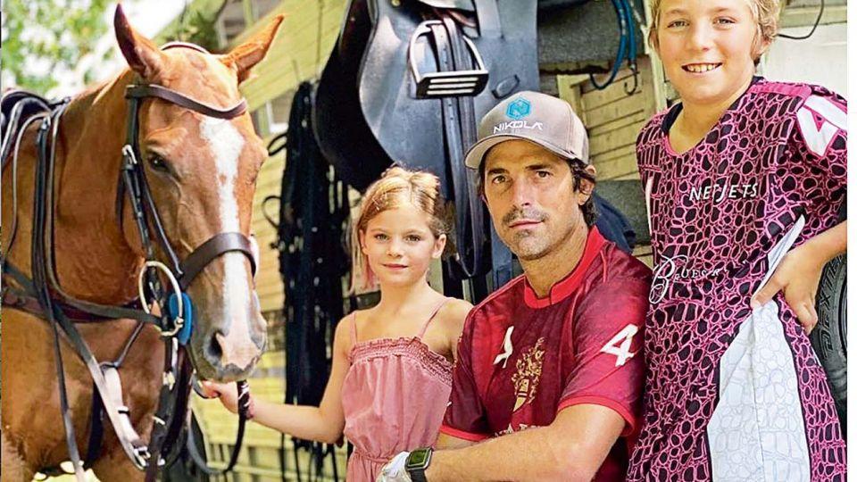 El estupendo viaje de Delfina Blaquier y «Nacho» Figueras como embajadores del polo