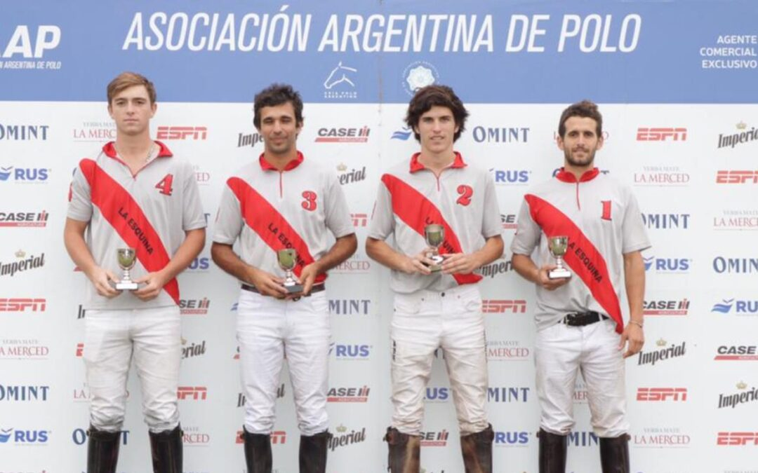 La Esquina conquistó la Copa Pizarro 2021 organizada por la AAP